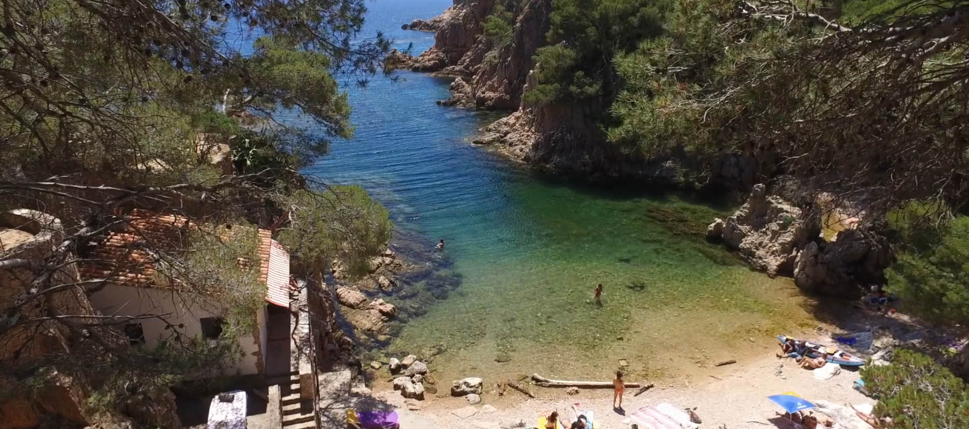 spain rentals apartments on the Costa Brava