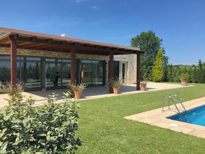 Loisirs villas gualta golf empord piscine privee ref 818 25 for Prix piscine 5x10